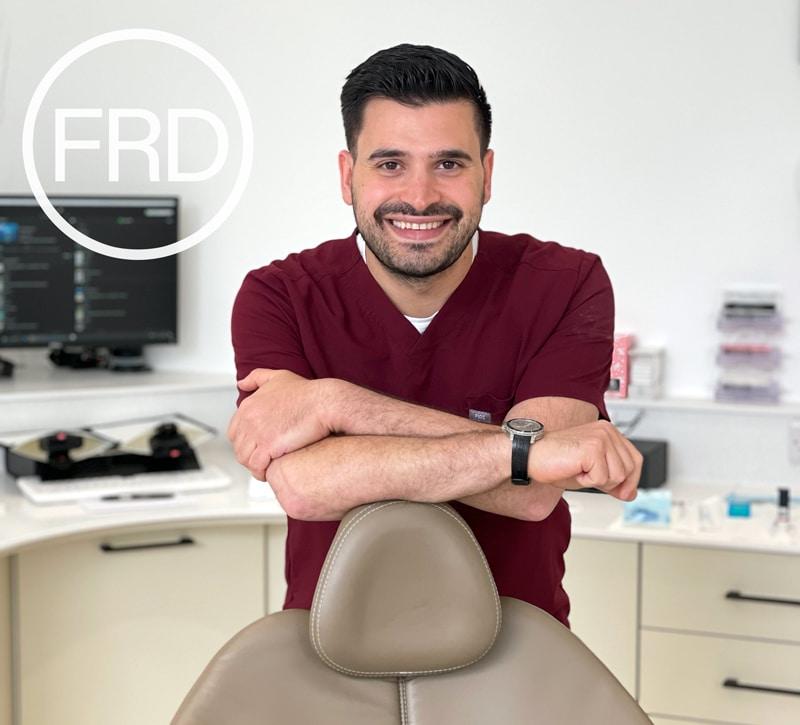 Dr Ahmed Tadfi Restorative Dentistry