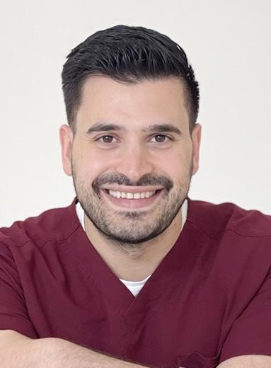 Dr Ahmed Tadfi Fulham Dentist