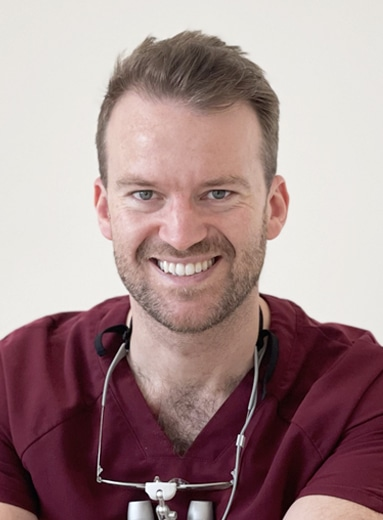 Dr George Cheetham Fulham Dentist