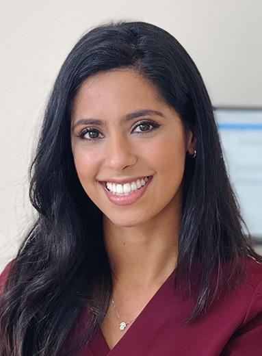 Dr Lauren D'Mello Hygienist