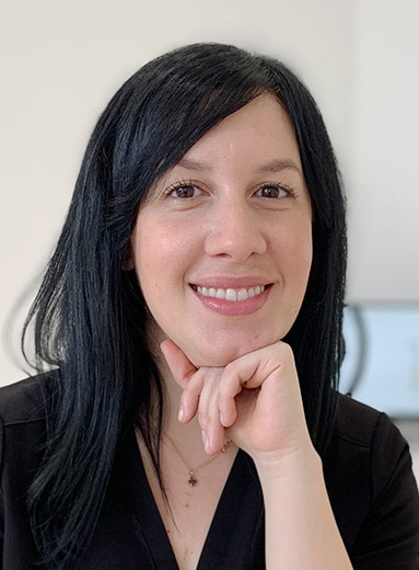 Angelica Muzzu Fulham Dental Nurse