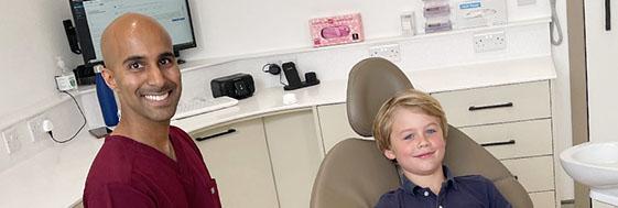 Family Dentist in Fulham