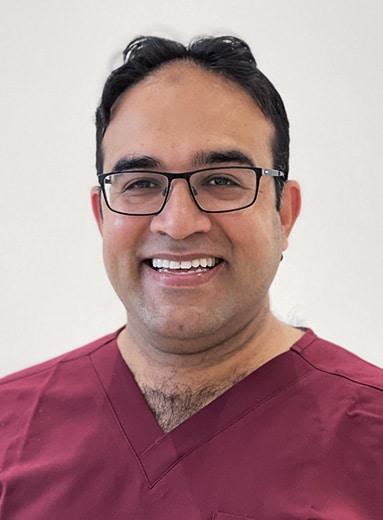 Dr Munir Ravalia Fulham Road Dental