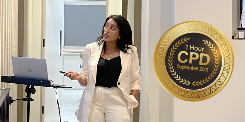 CPD Dr Risha Patel