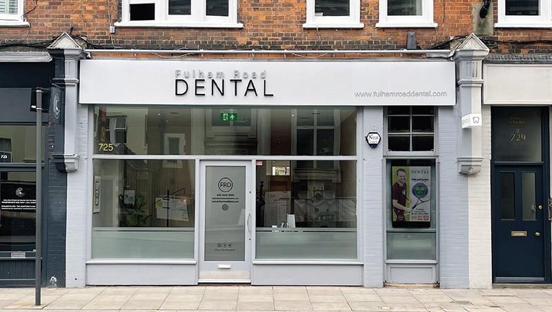Dentist in Fulham
